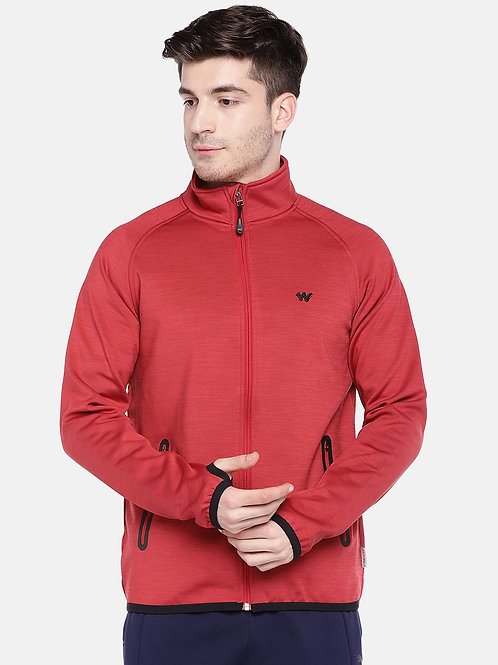 Men's Springs Full Zip Jacket, Soft Fleece with Classic Fit