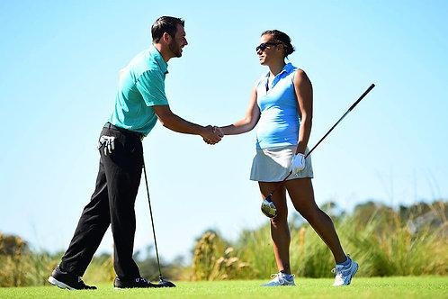 Customized Men's/Women's Short Sleeve Tech Golf Polo Shirt, Amals Exclusive