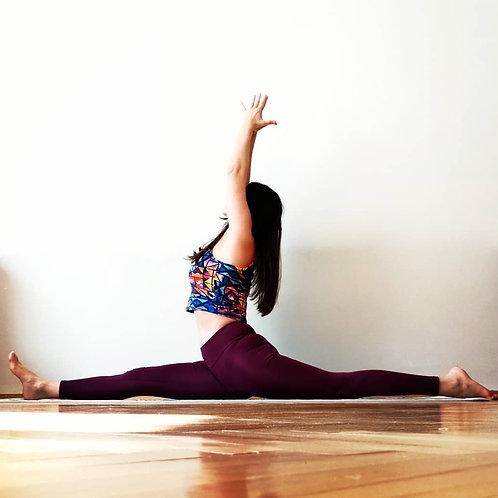 Women's Studio tech Icon Series 'Scallop' Yoga Bralette Sports Bra and legging