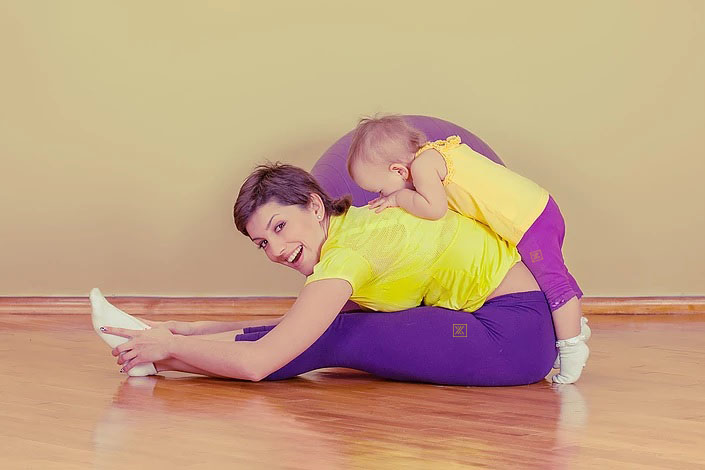 Mother & Toddler Exercise
