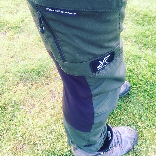 Customized Stretch Convertible Pants Zip-Off Quick Dry Hiking Pants