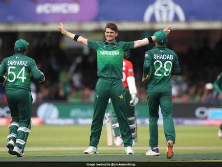 Pakistan vs Bangladesh, Pakistan won by 94 runs