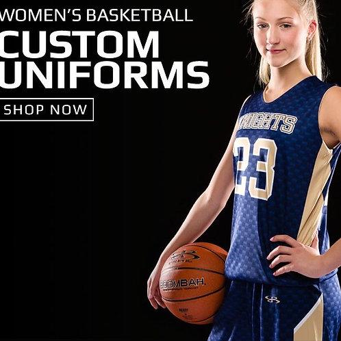 Customized Men's Basketball Active Woven Shorts