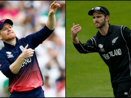 England vs New Zealand, ICC World Cup Finale 2019