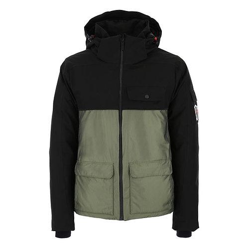 Men's Mountain Waterproof Ski Jacket Windproof Warm Winter Rain Coat