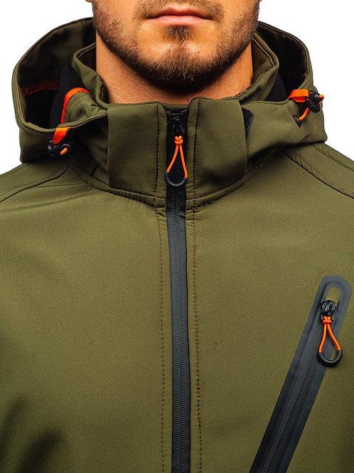 Men's Lightweight Bomber Jacket Windbreaker Softshell Flight Bomber Jacket Coat