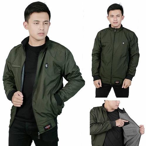 Men's Hooded ThickenedJacket WinterPuffer JacketOutdoor Lightweight Rain Coat