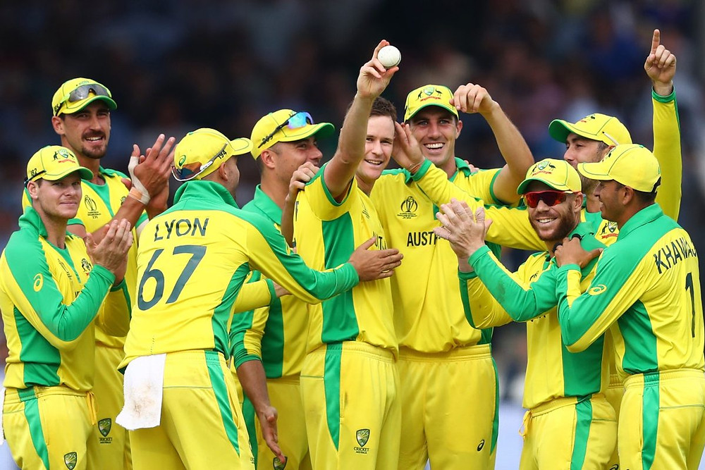 Australia won by 86 runs