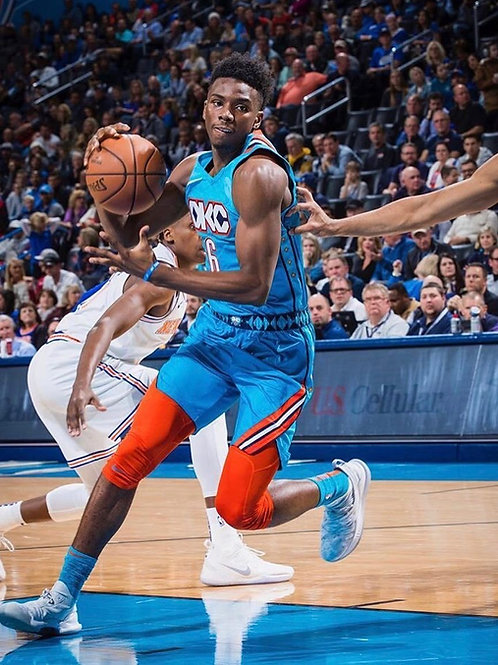 Customized Men's Tech Stretch Performance Muscle Basket ball Shirt