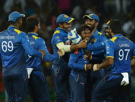 West Indies vs Sri Lanka, Sri Lanka won by 23 runs