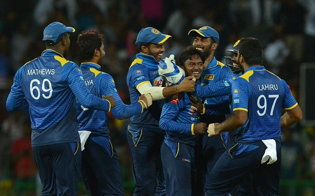 Sri Lanka won by 23 runs