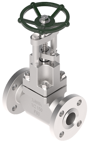 xanik | forged bar valve