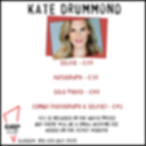 Kate Drummond Prices
