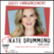 Kate Drummond Announcement
