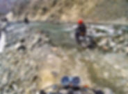 Motorcycle ride to Spiti