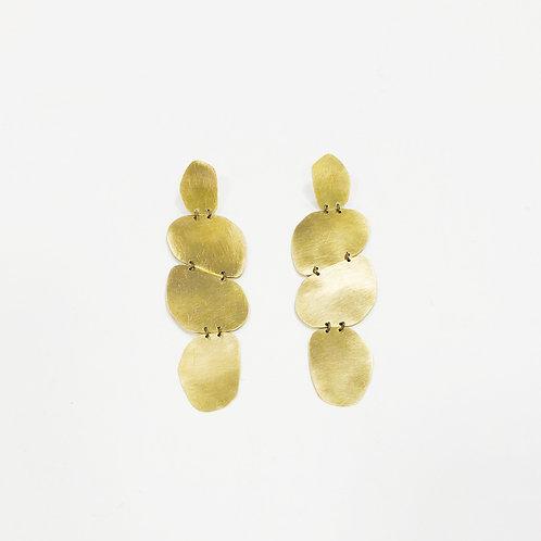 Dottir Pebble Drop Earrings