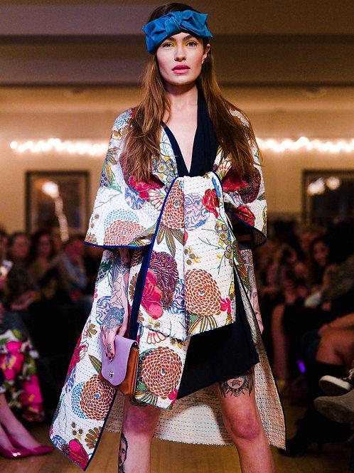 Alma Mia Midi Kaftan Kimono