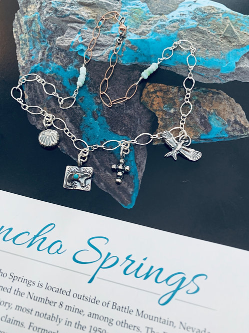 Amy Sabatier Designs Charm Necklace