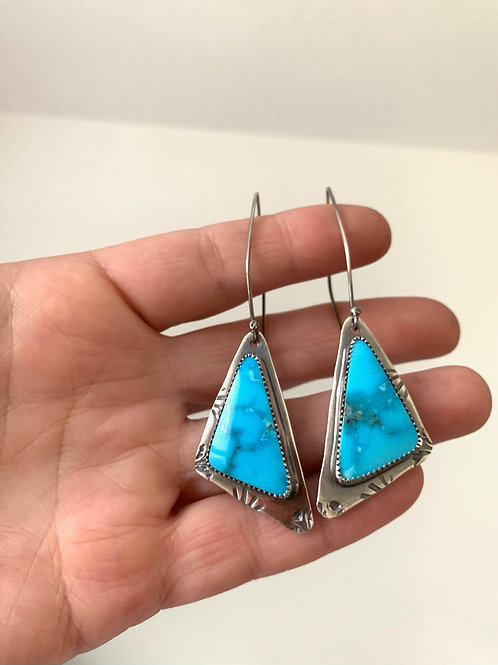 Amy Sabatier Designs Turquoise Earrings
