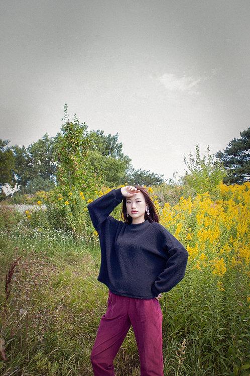 Joeleen Torvick Boxy Sweater