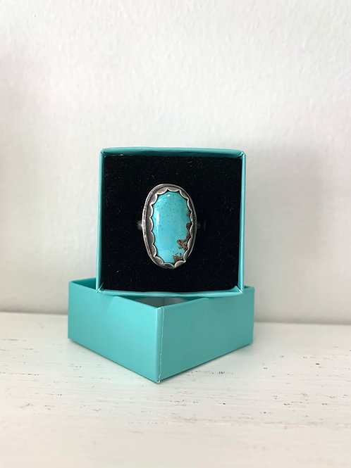 Amy Sabatier Designs Turquoise Ring