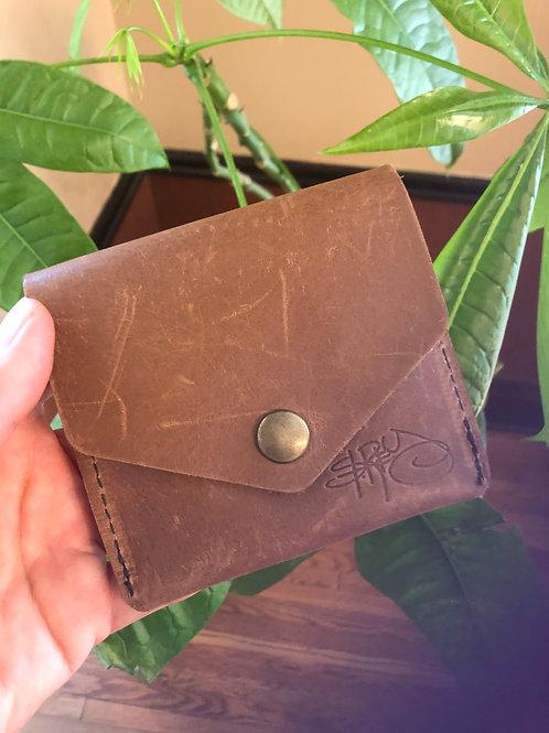 Strey Designs Drift Wallet Camel
