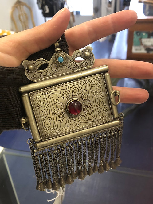PP Taller Vintage Hazara Pendant Necklace