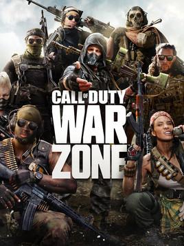 Novo jogo na Stream: COD Warzone