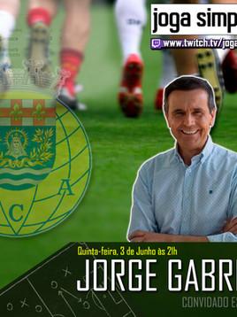 À conversa com Jorge Gabriel