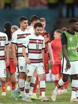 Euro 2020: Portugal está fora do Euro
