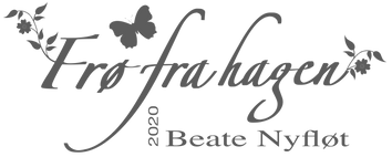 FRØ FRA HAGEN logo