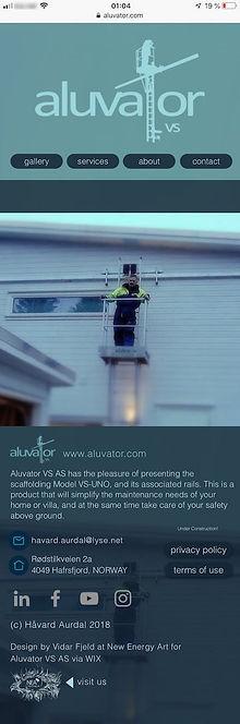 Aluvator MOBILE HOME Website ver1 _ 72dp