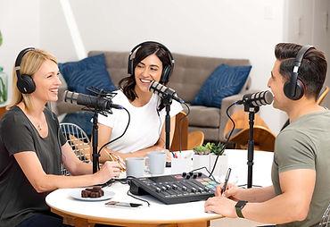 Podcast recording studio hire Melbourne - Beat Tank