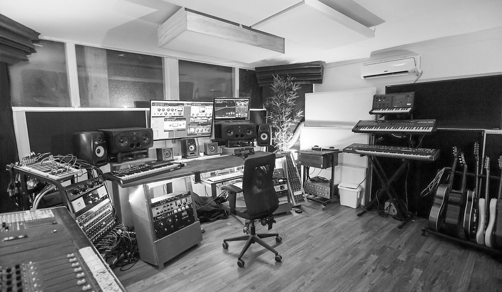 Recording Studio Melbourne - Beat Tank Productions