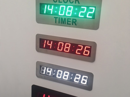 Hospital Clock Systems by Ingrams