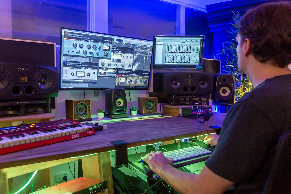 Getting a job in the recording industry can be hard. Read the blog to find out some useful info on getting a start in the industry.