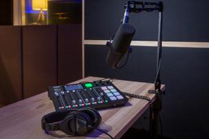 Podcast Studio hire in Melbourne