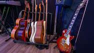 Guitars at Beat Tank Melbourne
