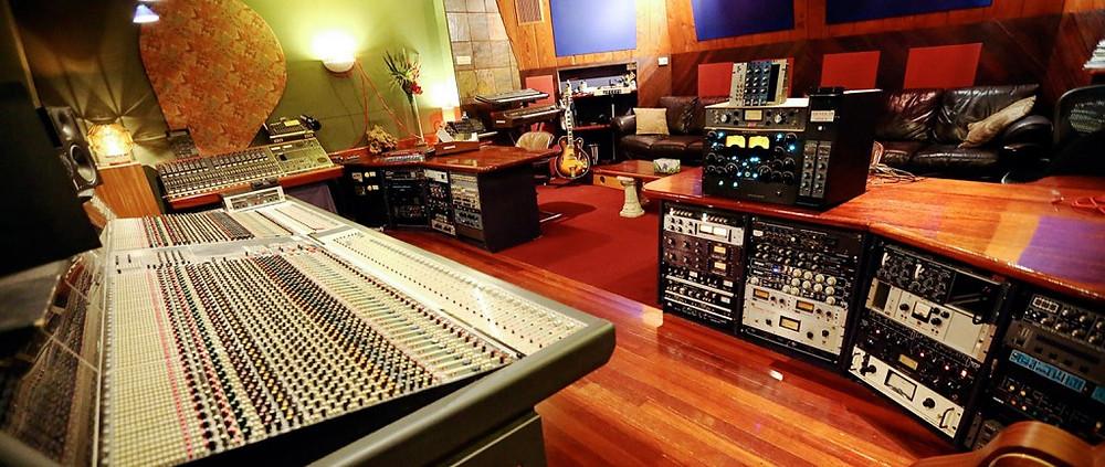 Sing Sing Recording Studios in Melbourne