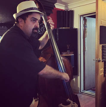 Tonight it's double bass. Love the doubl
