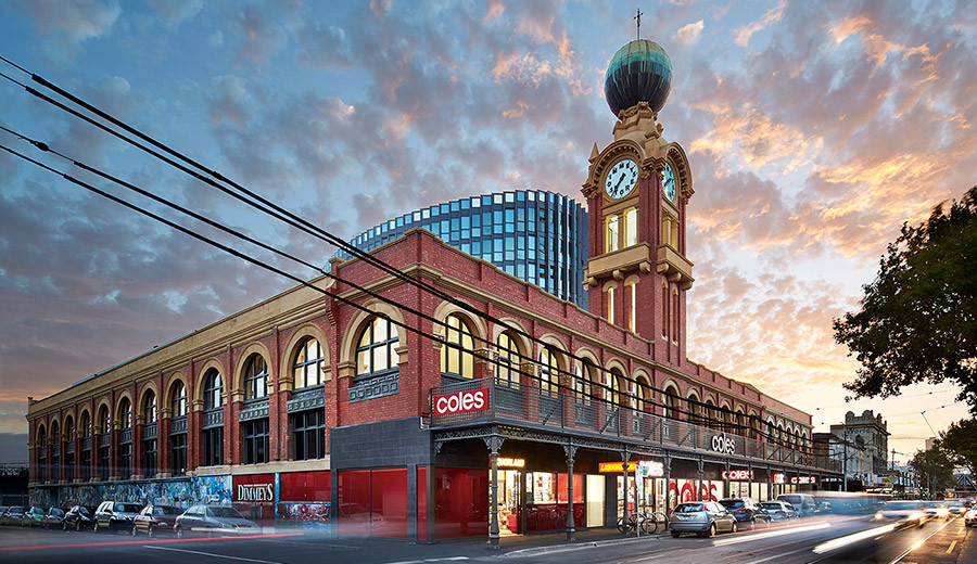 Dimmy's Richmond - Tower Clock