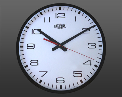 University Campus and Colleges economical synchronized clock systems