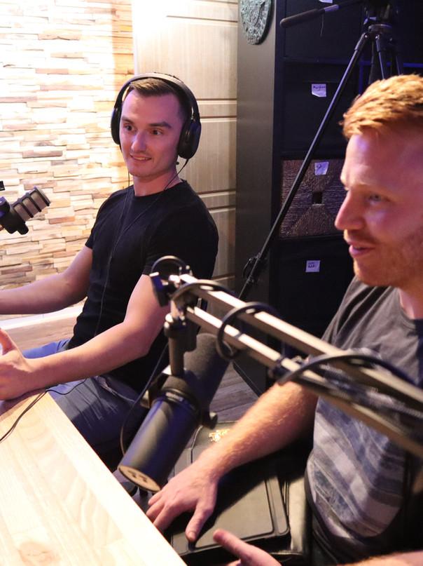 Podcast studio Melbourne Eastern Suburbs