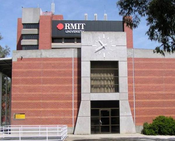 RMIT Clocktower Melbourne