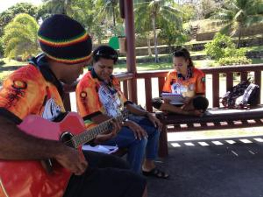 My Island Home Project_song writing