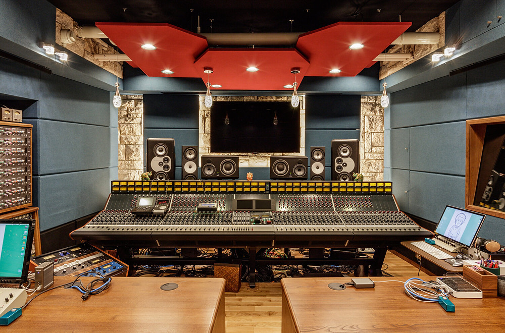 Looking for a recording studio in Melbourne? Well depending on how much you want to spend you might be able to record through one of these!