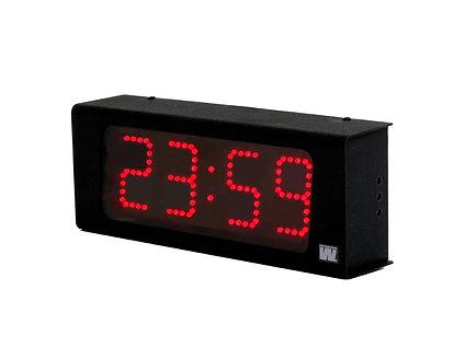 WS OFFICIAL'S CLOCK BASIC LED