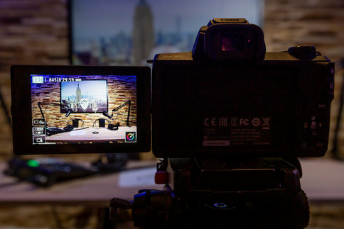 Vlog video services Melbourne for your next podcast