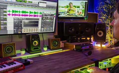 Audio Post Production studio in Melbourne - Beat Tank