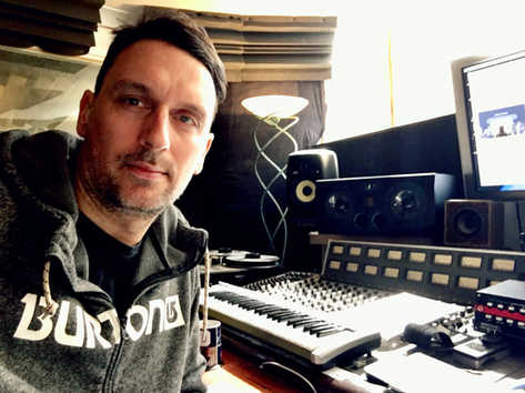 Ben Hense - record producer at Beat Tank Studio Melbourne